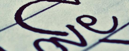 L'arte di scrivere lettere d'amore